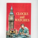 Clocks And Watches Vintage Science Service Program Doubleday
