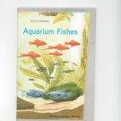 Aquarium Fishes Vintage Science Service Program Doubleday