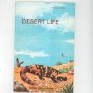 Desert Life Vintage Science Program National Audubon Society Doubleday
