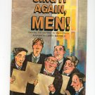 Sing It Again Men by Larry Mayfield Favorites For Men's Chorus