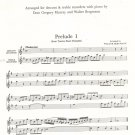 Bach Album Recorder Schott 10494a Descant & Treble Murray & Bergmann