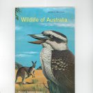 Wildlife Of Australia Vintage Science Program National Audubon Society Doubleday