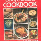 Betty Crocker's Cookbook Hard Cover New & Revised Golden Press 0307098001