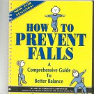 How To Prevent Falls Betty Perkins Carpenter 096210311x First Edition