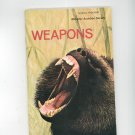 Weapons Vintage Science Program National Audubon Society Doubleday