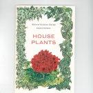 House Plants Vintage Science Program National Audubon Society Doubleday