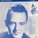 More Mondo Cane Sheet Music Ortolani & Oliviero Vintage