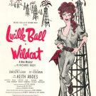 Hey Look Me Over Sheet Music Vintage Lucille Ball Wildcat Morris