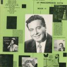 Vintage Jackie Gleason Song Album Of Record Hits Book II Harms