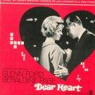 Dear Heart Vintage Sheet Music Mancini Livingston Evans Northridge