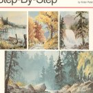 Watercolors Step By Step Draw & Paint Kolan Peterson Walter Foster 092926147x