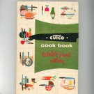 Cutco Cookbook World's Finest Cutlery Volume One Vintage Hard Cover