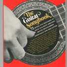 Vintage The Guitar Songbook by Frederick Noad 1969