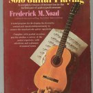 Vintage Solo Guitar Playing by Frederick Noad 1968