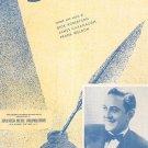Dearest Darling Sheet Music Robertson Cavanaugh Weldon Advanced
