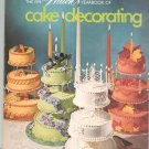 The 1974 Wilton Yearbook Of Cake Decorating Vintage