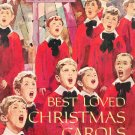 Best Loved Christmas Carols Words & Music By Readers Digest Vintage 1970