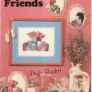 Best Friends Cross Stitch Dale Burdett DB-108