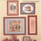 Country Collections # 2 Sewing Room Book 18 Cross Stitch Lynn Waters Busa