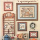 Country Collections In My Country Kitchen Book 16 Cross Stitch Lynn Waters Busa