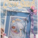 For The Love Of Cross Stitch Magazine May 1996 Not PDF