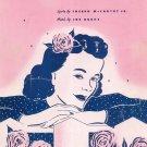 Rambling Rose Vintage Sheet Music McCarthy Burke Laurel