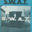 Theme From SWAT S.W.A.T. Sheet Music De Vorzon Columbia