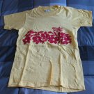 University Of Southern California USC Tee Shirt  Flowers Never Worn