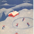 Winter Wonderland Sheet Music Vintage Smith & Bernard BVC Inc.