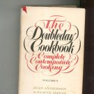 The Doubleday Cookbook Volume 2 Anderson & Hanna Vintage 1975