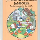 Junior Woodchuck Jamboree An Adventure In The U.S.A. Disney Small World 0717282147