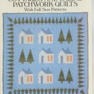 Houses Cottages And Cabins Patchwork Quilts Full Size Patterns Martin 0486269078
