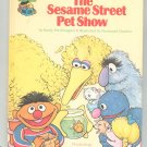 The Sesame Street Pet Show Kingsley Hard Cover 030723102x