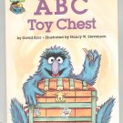 A B C Toy Chest Sesame Street Korr Hard Cover 0307231291