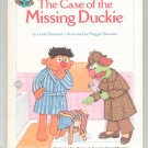 The Case Of The Missing Duckie Sesame Street Hayward Hard Cover 0307231240