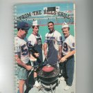 From The Bills Grill Cookbook 1988 Buffalo Bills Football