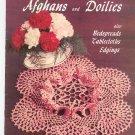 Vintage Afghans Doilies Bedspreads Tablecloths Edgings 127 Graphic Enterprises