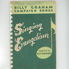 Vintage Billy Graham Campaign Songs  Singing Evangelism Songbook Cliff Barrows