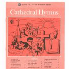 Cathedral Hymns Chord Organ GE Song Collection Number Seven