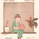 I Ain't Nobody's Darling King & Hughes Sheet Music Shapiro Vintage
