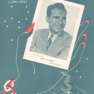 Goodbye Little Darlin Goodbye Marvin Autry Sheet Music Harms Vintage