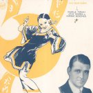 Sing A Little Low Down Tune Tobias Scholl Mencher Sheet Music Feist Vintage