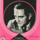 You're Gonna Lose Your Gal Monaco Young Guy Lombardo On Cover Sheet Music Ager  Vintage