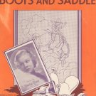 Take Me Back To My Boots And Saddle Martha Mears On Cover Sheet Music Schuster Vintage