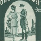 And He'd Say Oo La La Wee Wee Ruby Jessell Sheet Music Waterson Vintage