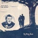 A Tree In The Meadow Reid Sheet Music Shapiro Vintage