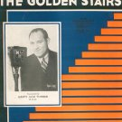 Climbing Up The Golden Stairs Happy Jack Turner On Cover Sheet Music Cole Vintage