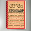 Vintage The Monticello Cookbook Regional University Of Virginia Hospital Circle