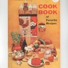 Vintage Woman's Day Cookbook Of Favorite Recipes