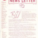 Marquetry Society Of America News Letter May 1981 Not PDF Patterns Artistry In Wood